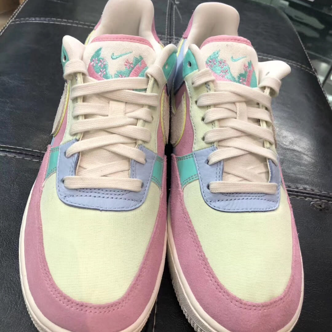 Nike Air Force 1 Low Easter 2018 Release Date Front