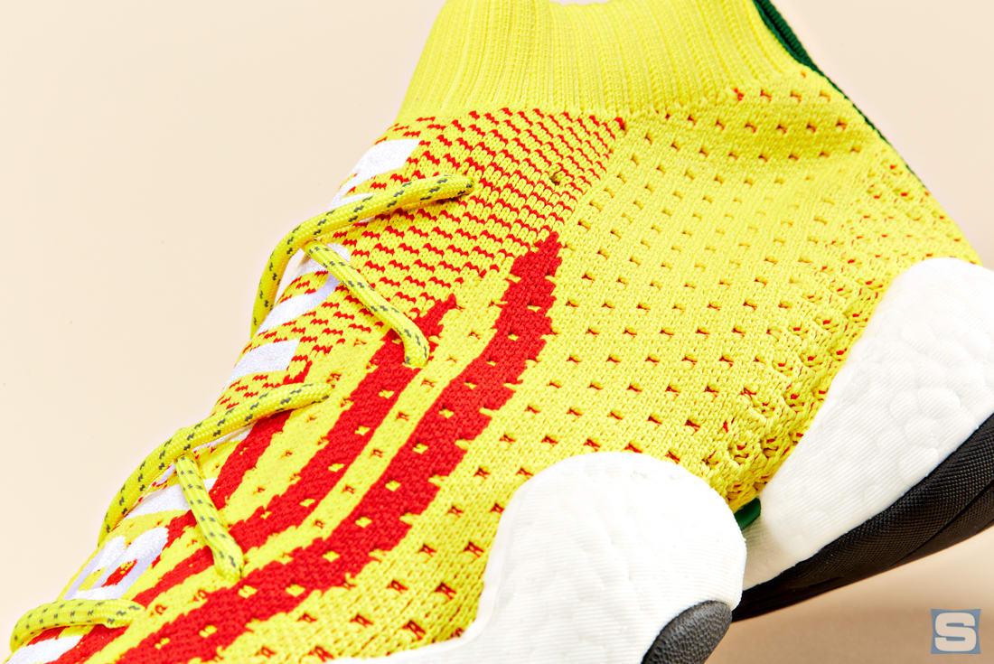 Adidas Pharrell Williams Boost You Wear Primeknit