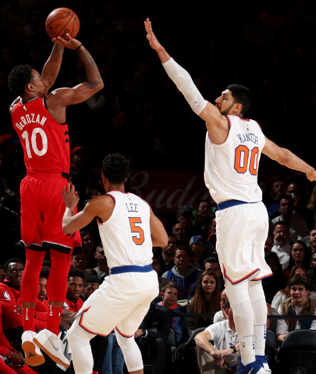 Nike Kobe A.D. Mid DeMar DeRozan White PE