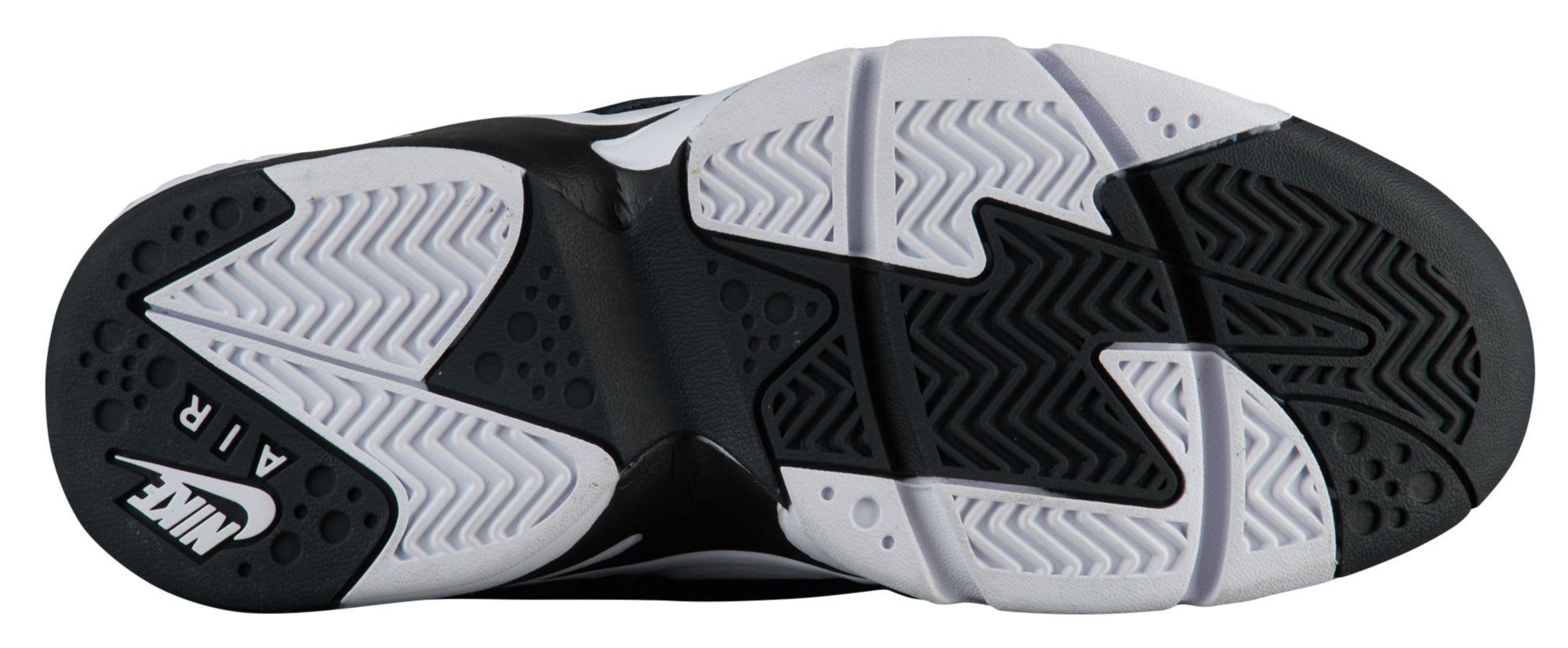 Nike Air Maestro 2 LTD Black/White Release Date AH8511-001 Sole