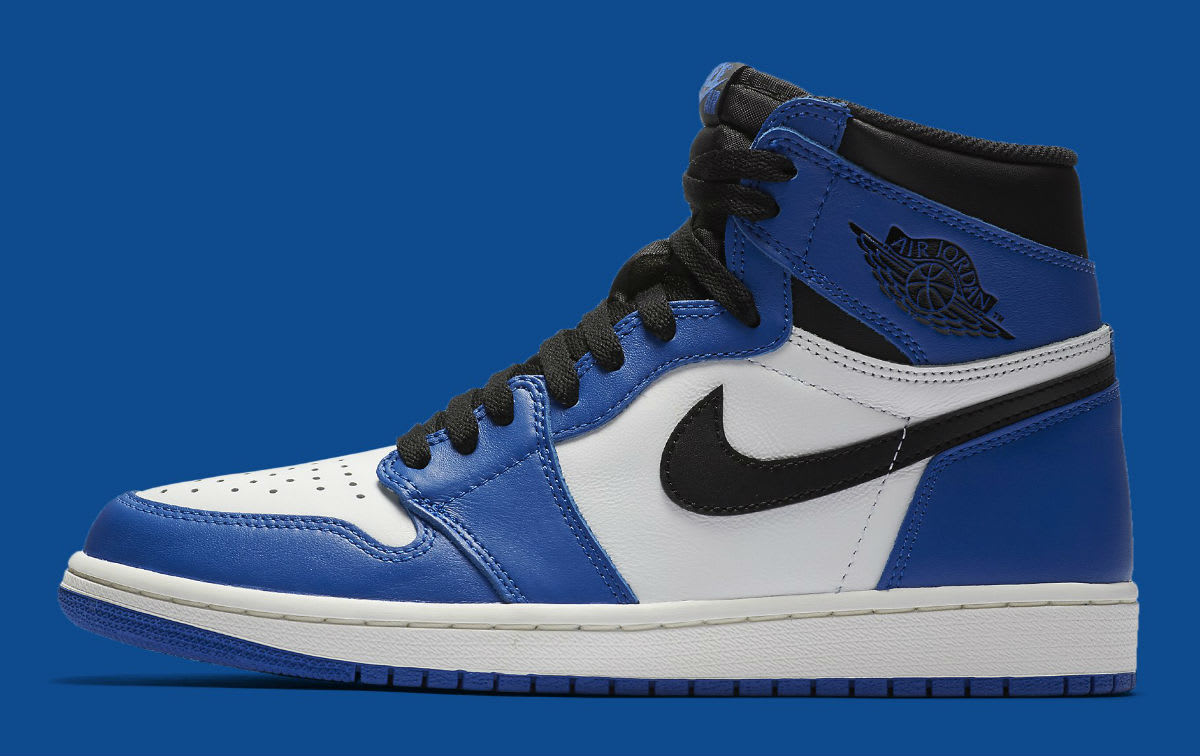 Air Jordan 1 High Game Royal Release Date 555088-403 Profile