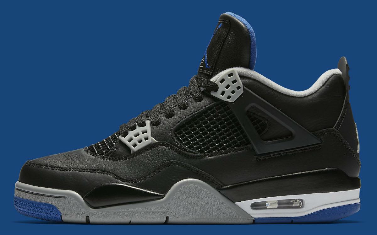 Air Jordan 4 Game Royal Release Date Profile 308497-006
