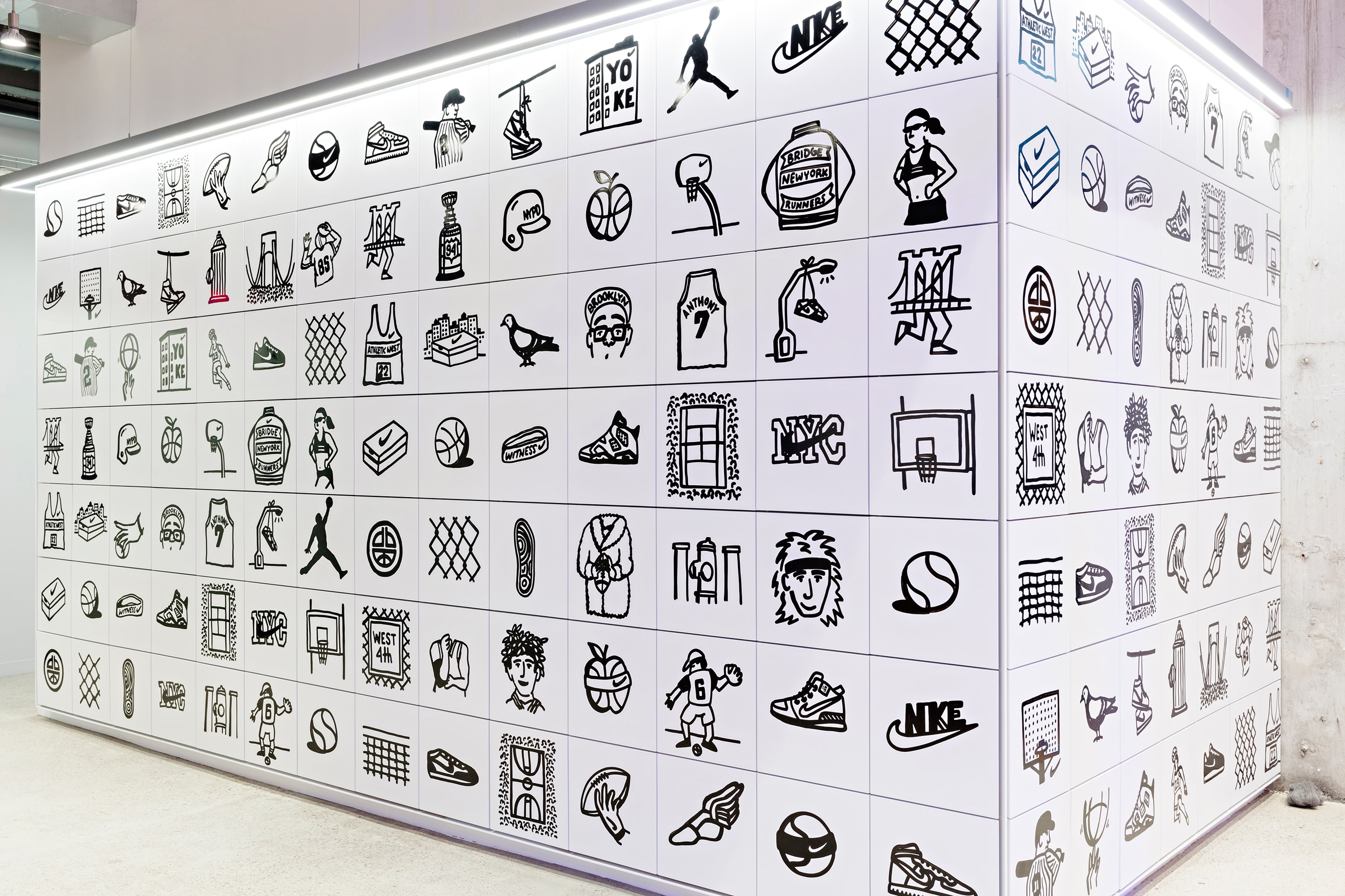 Nike NYC Office 1