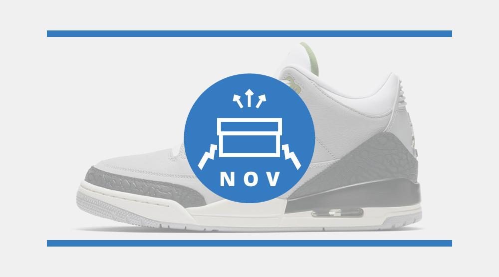 26fb931c2ec7 November 2018 Most Important Air Jordan Release Dates