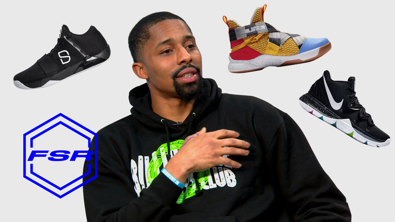a50d6ac069ef NBA Player Spencer Dinwiddie Says a Nike Deal Isn t Worth the Money ...