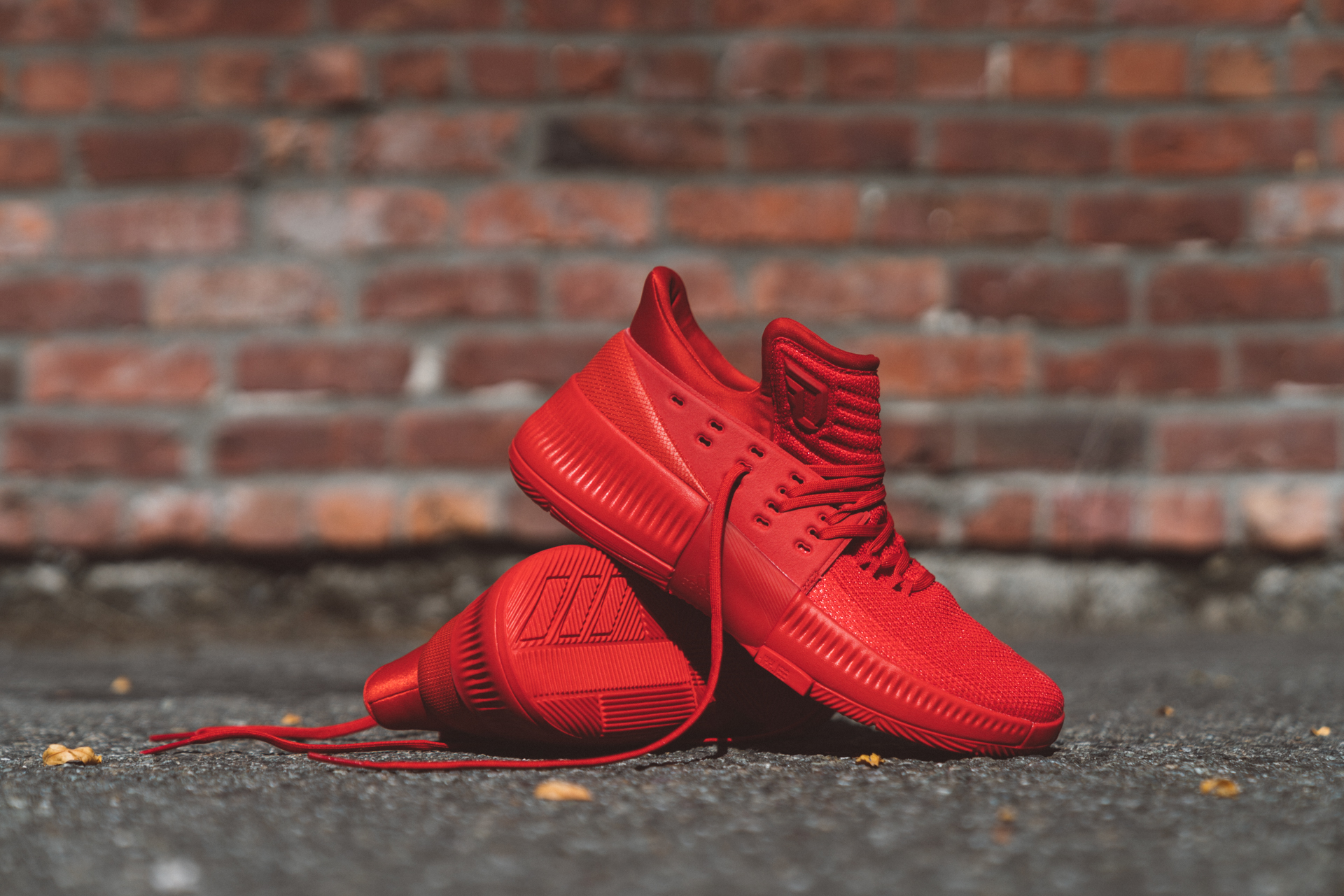 low priced 8386d b19c9 Adidas Dame 3 Roots Colorway Is Inspired By Bricks  Sole Col
