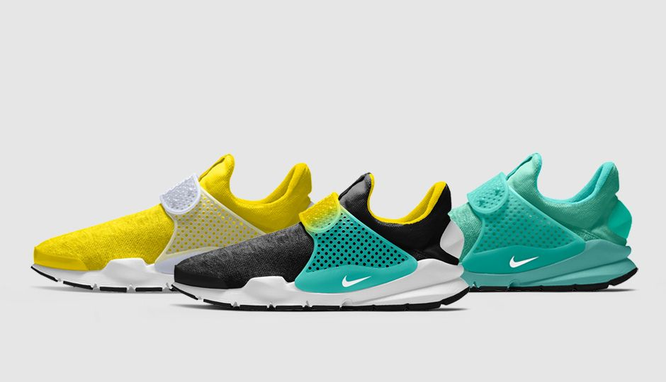 super popular 5cecd 1c39a Nike iD Sock Dart New Options | Sole Collector