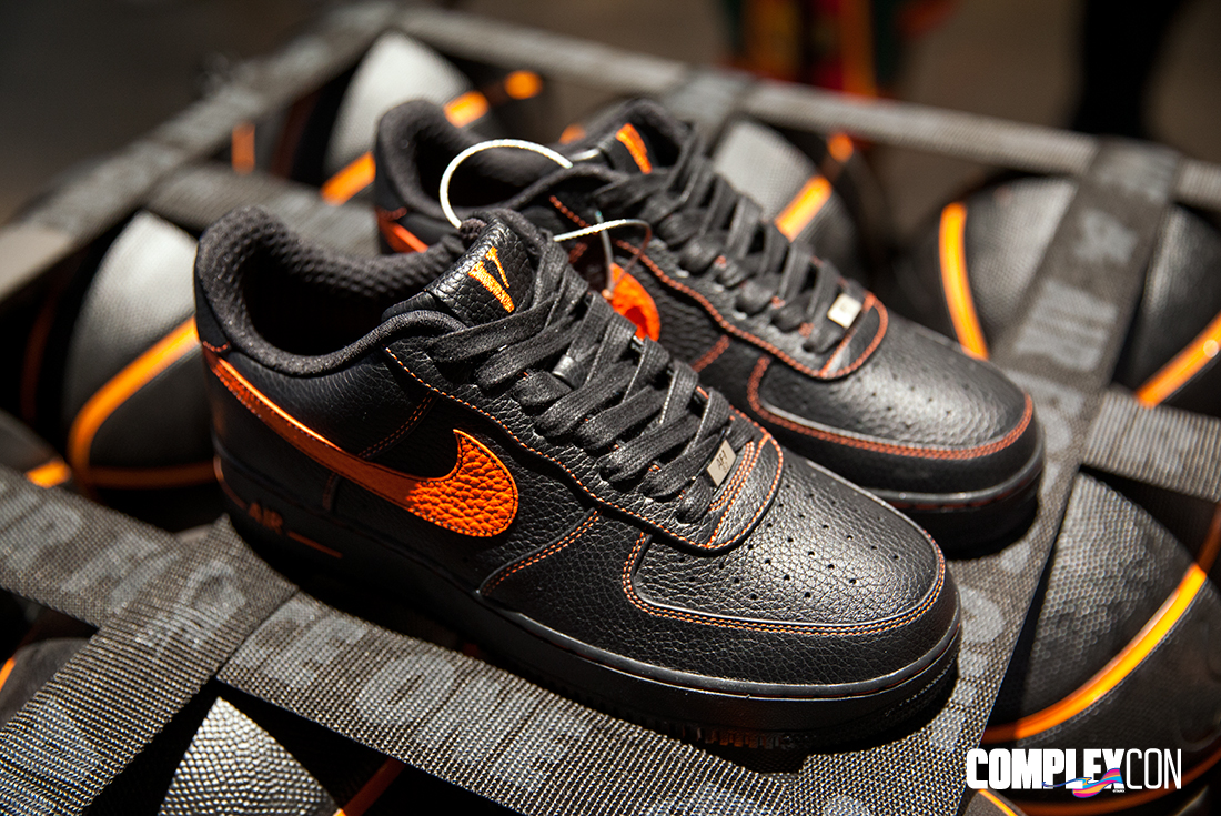 VLONE x NikeLab Air Force 1s Releasing | Sole Collector