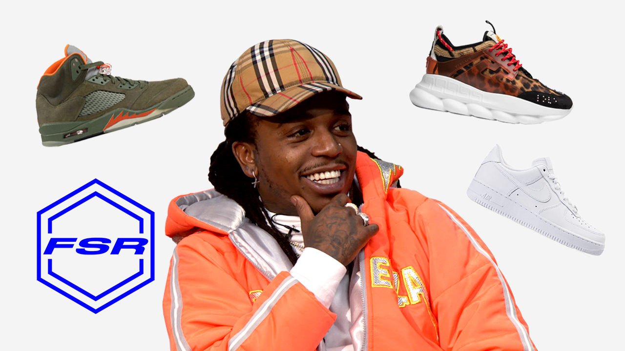 King of R B Jacquees Reveals How to Impress Women With Sneakers ... 8d62c9f08