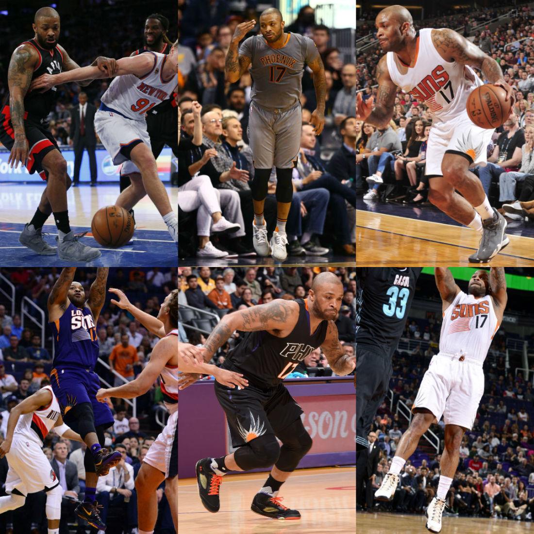 e41d38dc289f6b ... Nike Zoom Huarache 2K4 PE (2)  p.j. tucker. Images via Getty ImagesNBAE  ...
