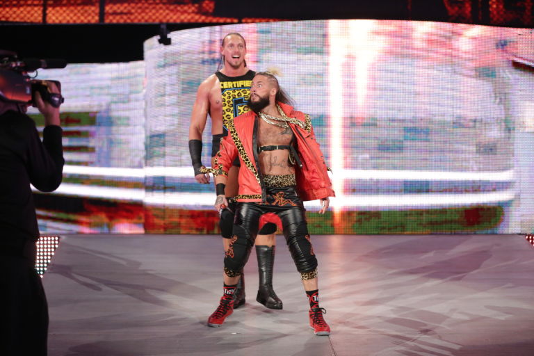 Wwe Enzo Amore Sneaker Interview Sole Collector