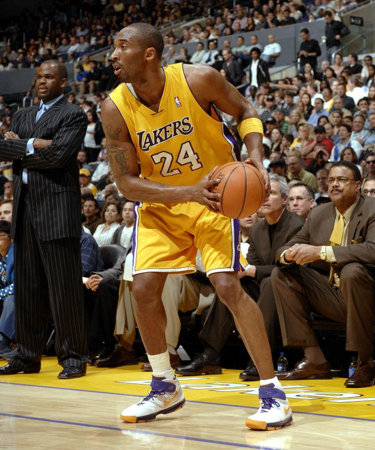 84d0fd712d0 Kobe Bryant Best Games Jersey Number 8   24