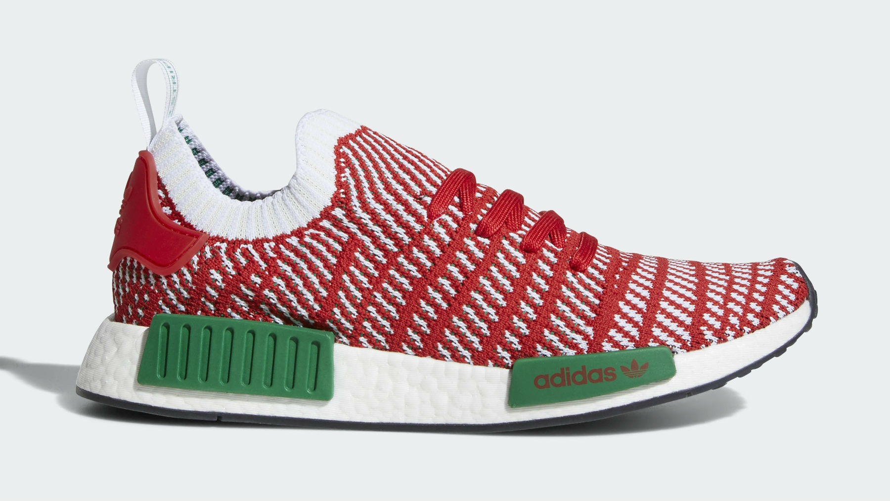 d4679734a Adidas NMD R1 STLT Christmas Release Date D96820 Profile