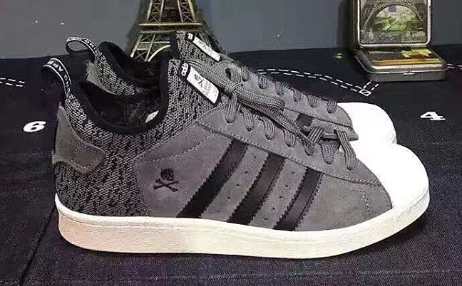 adidas superstar boost x bape x neighborhood,