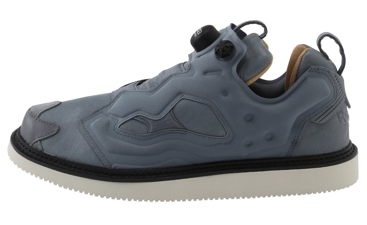 reebok insta pump fury boot sole collector. Black Bedroom Furniture Sets. Home Design Ideas