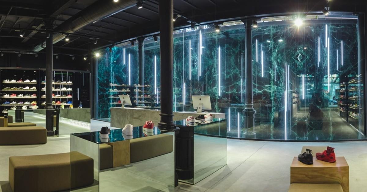 Svd Sneaker Store Barcelona Sivasdescalzo Sole Collector