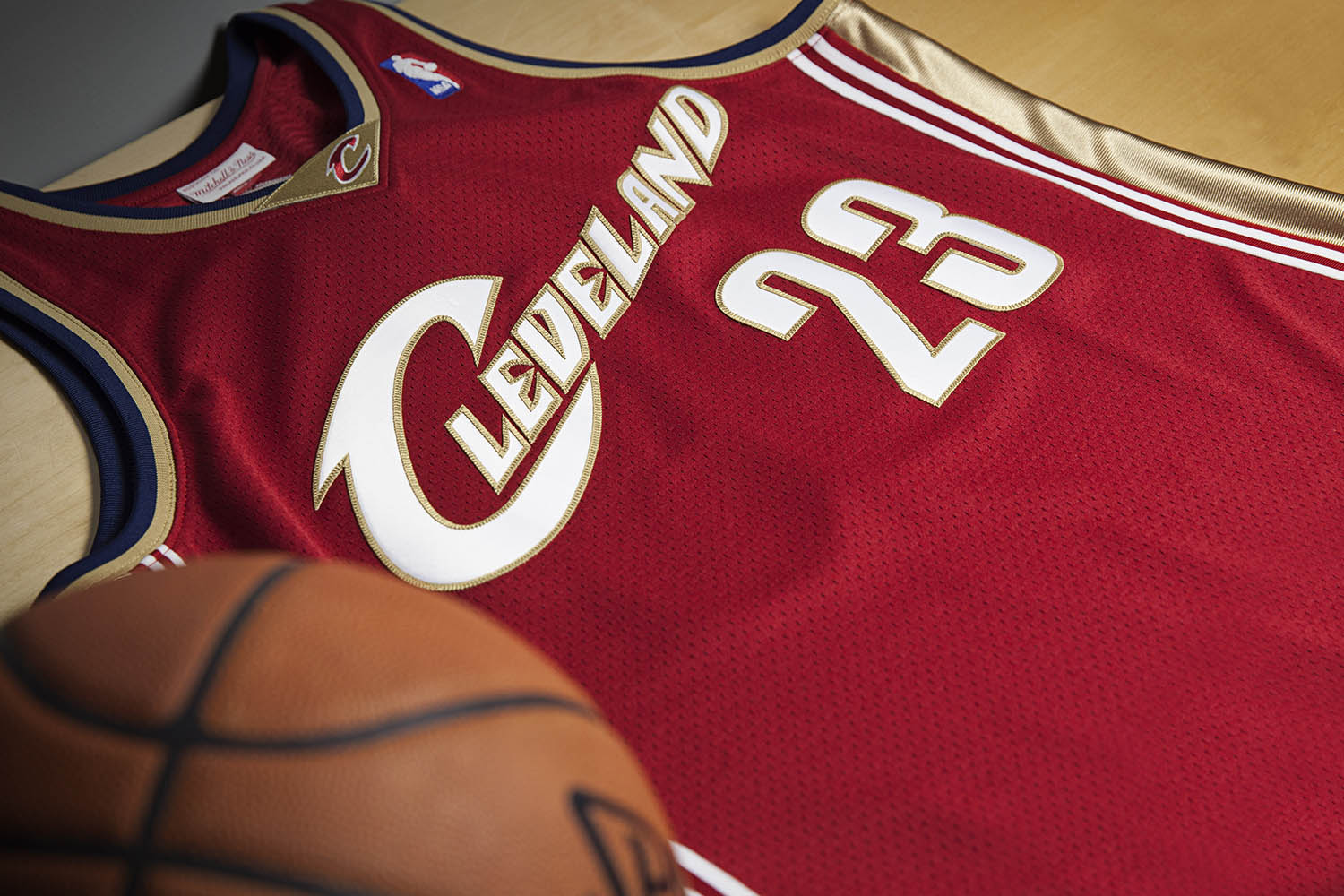 new product c86b9 fbcd9 Mitchell & Ness LeBron James Rookie Jersey | Sole Collector