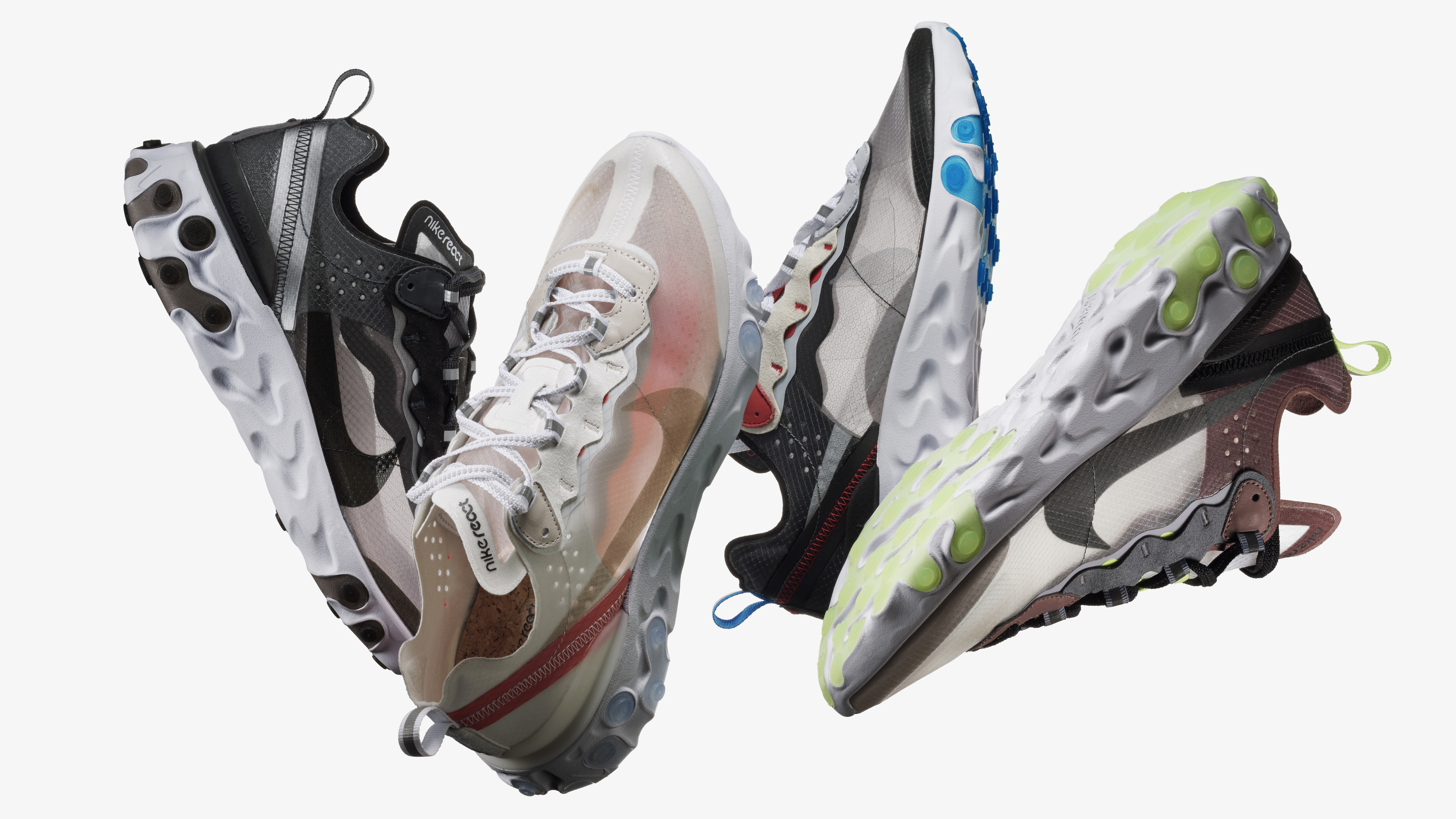 new styles 3edd7 e012e Nike React Element 87 Design Release Date   Sole Collector