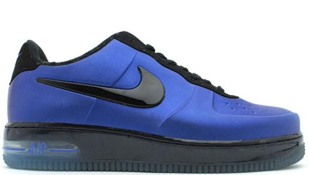 Nike Air Force 1 Foamposite Pro Low Varsity Royal/Black