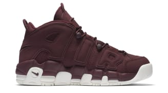 "Nike Air More Uptempo ""Night Maroon"""
