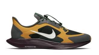 281367378fd2d Nike Gyakusou Air Zoom Pegasus 35 Turbo Gold Dart Pale Ivory-Iron Grey