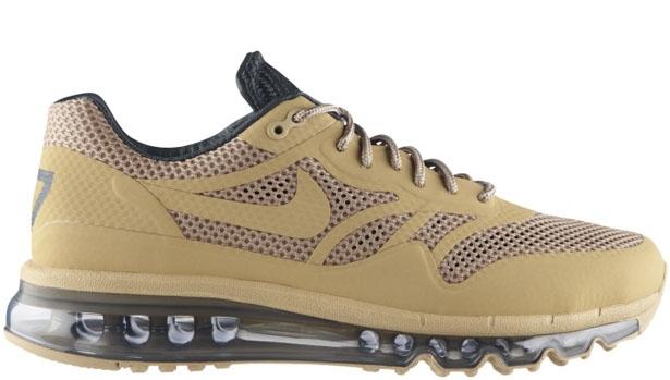 Nike Air Max 1 2013 QS Desert/Desert-Black-Tour Yellow