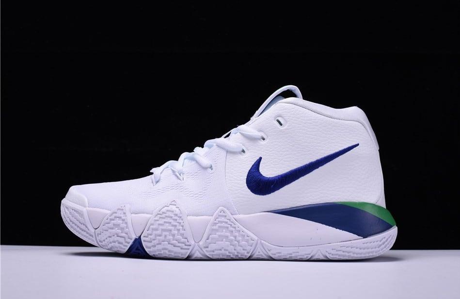 Giày Nike - như sâu thẳm sắc xanh của đại dương cùng với Kyrie 4