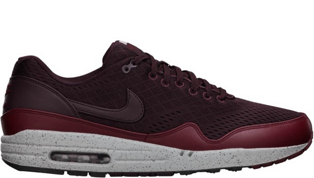 Nike Air Max 1 EM Red Mahogany/Red Mahogany-Team Red-Strata Grey