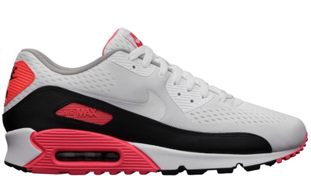 Nike Air Max '90 EM White/White-Black-Infrared