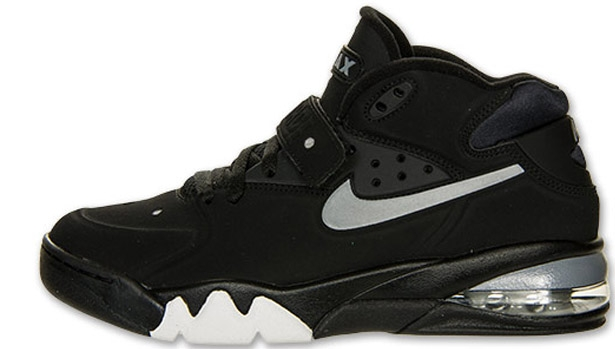 Nike Air Force Max 2013 Black/Wolf Grey-White-Cool Grey