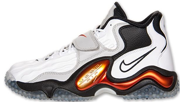 Nike Zoom Turf Jet '97 White/Black-Copper Metal-Neutral Grey