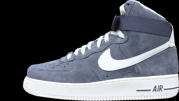 Nike Air Force 1 High Dark Grey/Sail