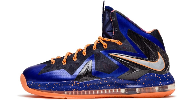 Nike LeBron X PS Elite Hyper Blue