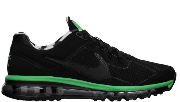 Nike Air Max 2013+ QS Paris Black/Lush Green