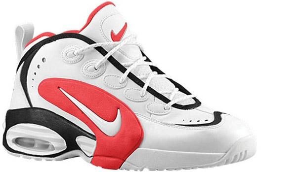 Nike Air Way Up White/Black-University Red