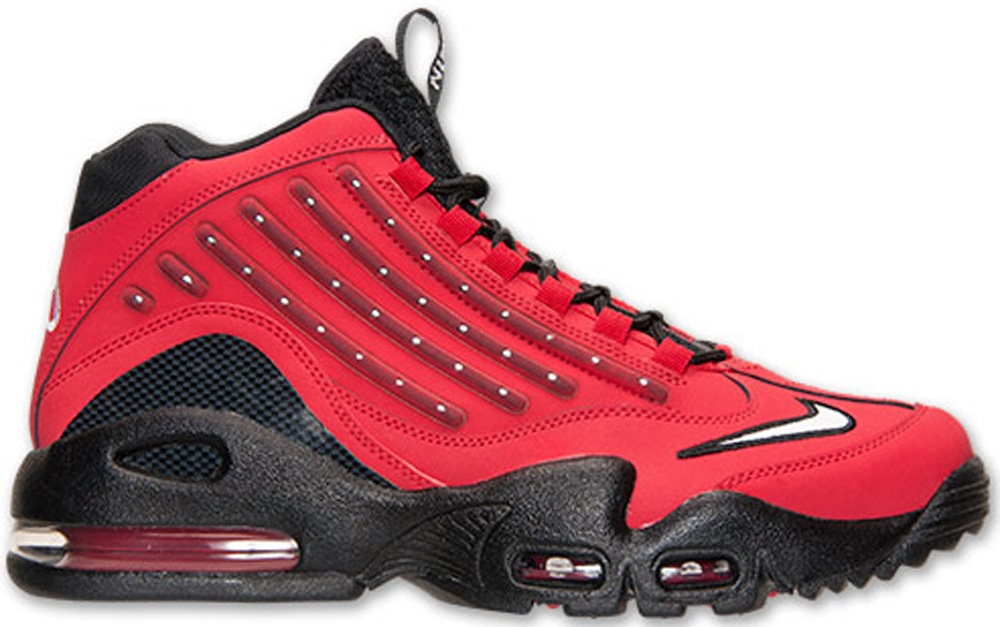 Nike Air Griffey Max II University Red/White-Black