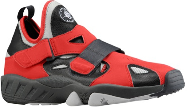 Nike Air Trainer Huarache '94 Neutral Grey/Black-Gym Red