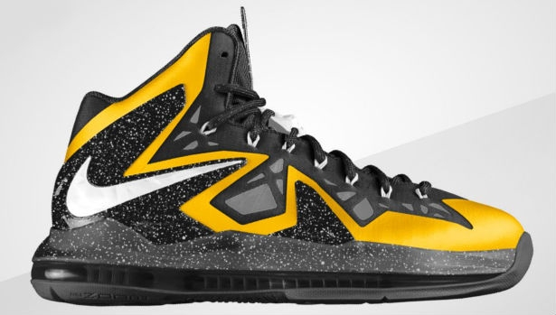 Nike LeBron X P.S. Elite iD
