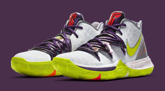 51168bb43466 Official Look at the  Mamba Mentality  Kyrie 5s Dropping for Mamba Day 2019