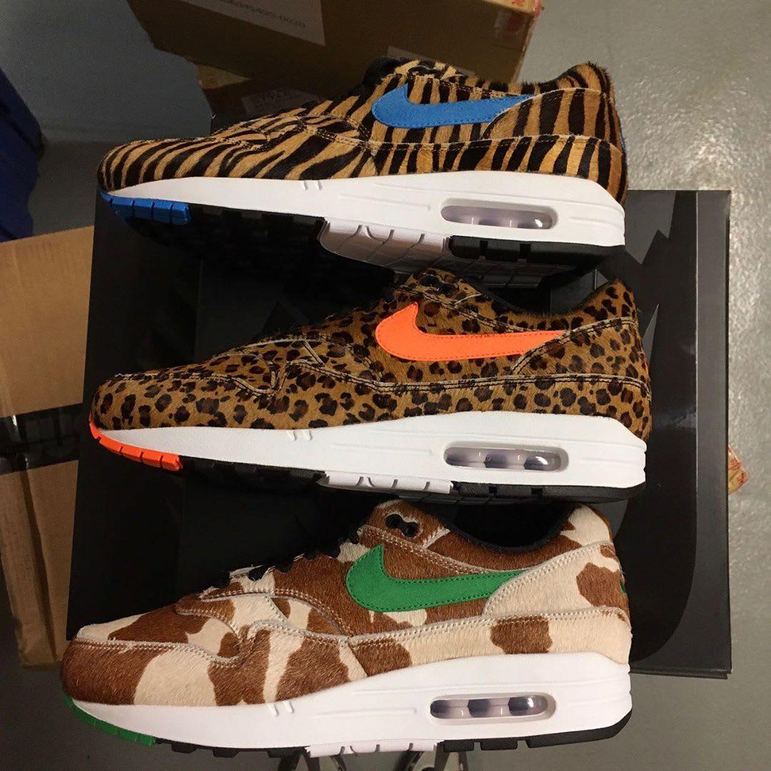 3 0' Max X Nike 1 Release Air 'animal Collection DateSole Atmos drCxBtoshQ