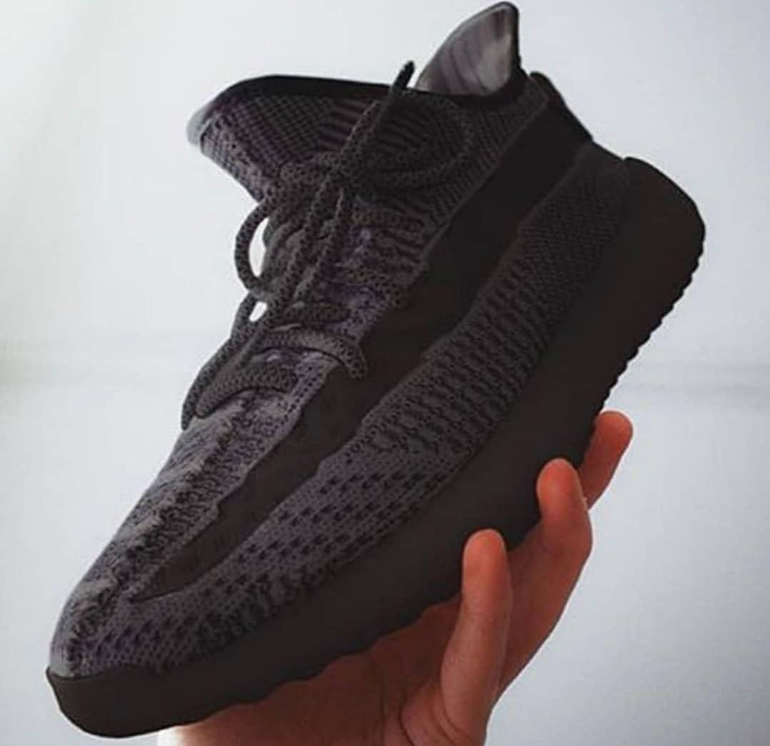 Relase Yeezy V2 Boost 350 DateSole 'black' Adidas Collector fybgY76v