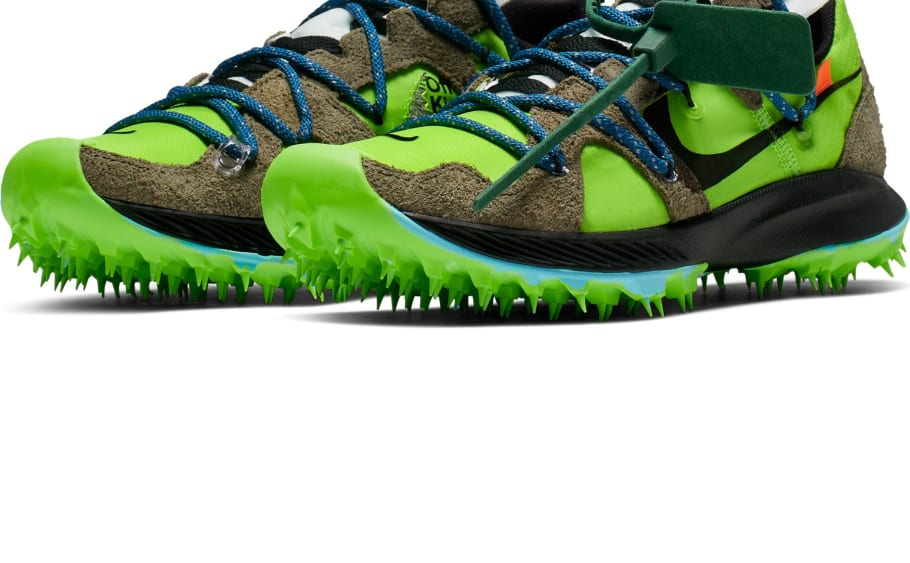 20de130a14ed4 Off-White x Nike Zoom Terra Kiger 5 CD8179-001 CD8179-100 CD8179-300  Release Date