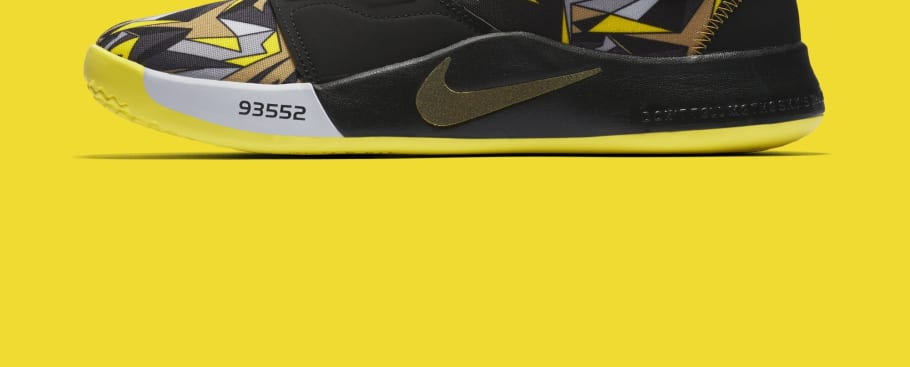ad01bee1a528 Nike PG 3  Mamba Mentality  Multi-Color Opti Yellow AO2607-900 Release Date