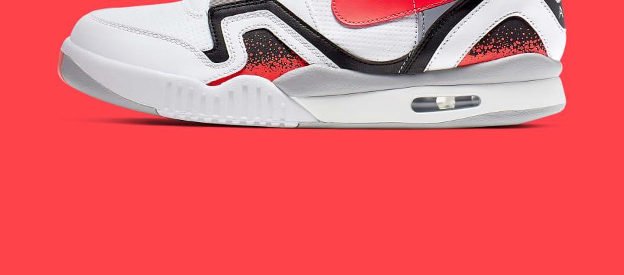 on sale de927 d11b2 Nike Air Tech Challenge 2  Hot Lava  CJ1427-100 Release Date   Sole  Collector