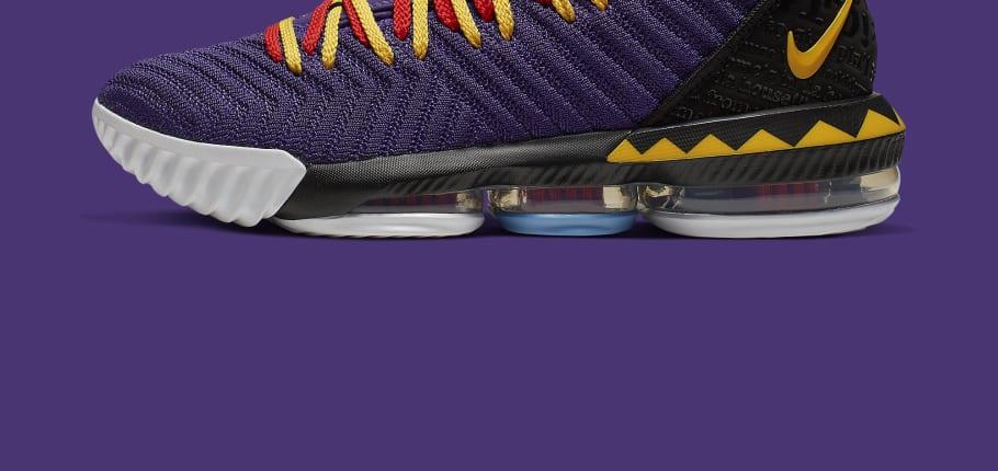 d8d248de10168 Nike LeBron 16 Martin Release Date