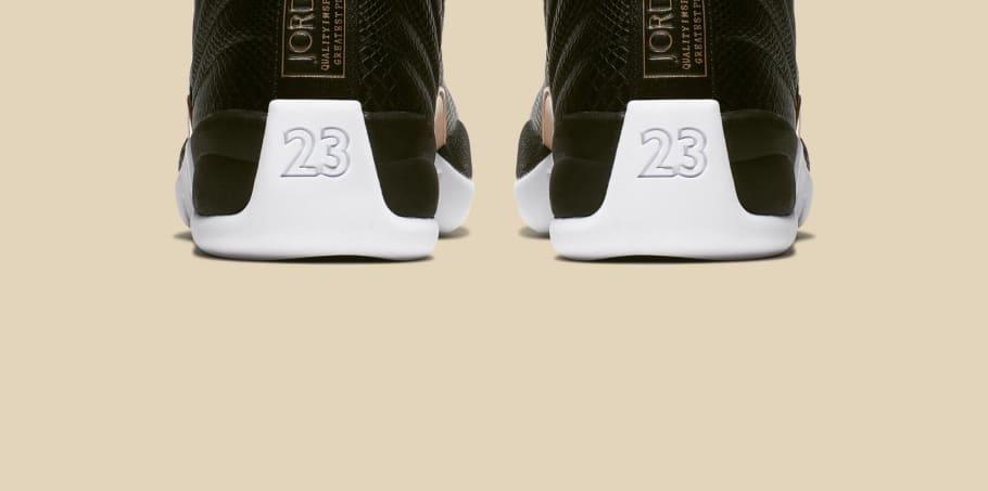 1f70a76f90a64 WMNS Air Jordan 12  Black Metallic Gold-White  AO6068-007 Release Date