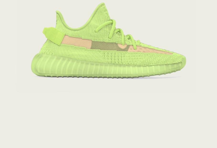 7ed1108f2da9e Adidas Yeezy Boost 350 V2  Glow in the Dark  Release Date