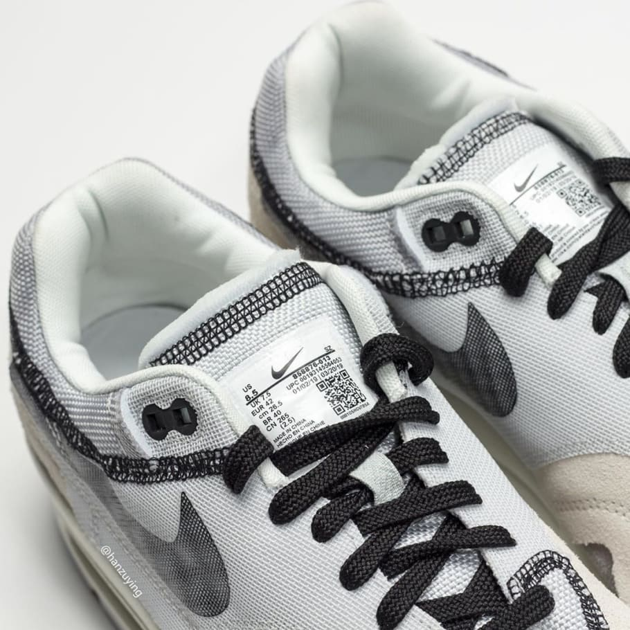 Nike Air Max 1 'Inside Out' Pack 858876 013 858876 713