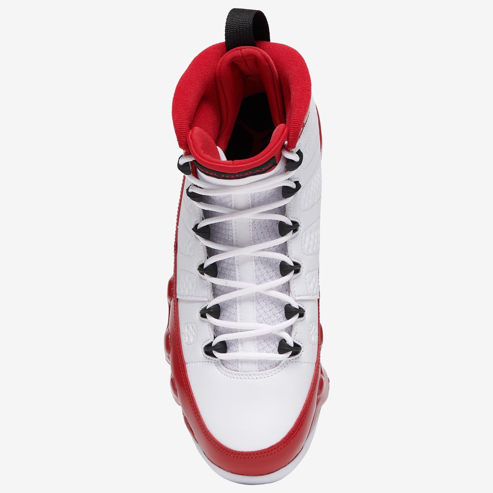 A New Bulls Colorway of the Air Jordan 9 Is Releasing Soon