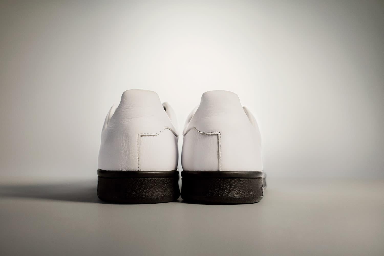 Fucking Awesome x Adidas Stan Smith (White Heel)